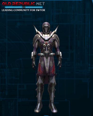 Экипировка Rakata и Battlemaster: Sith Warrior » The-Old