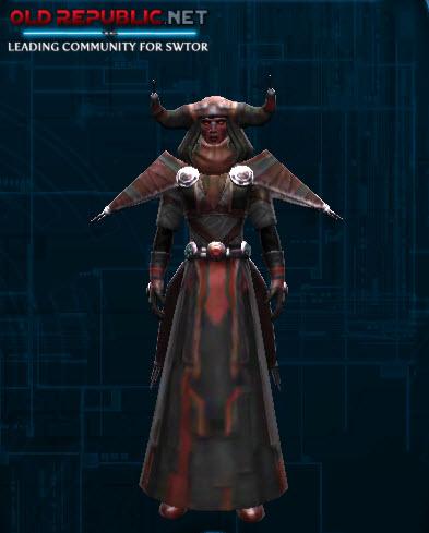 Экипировка Rakata и Battlemaster: Sith Inquisitor - Новости - Форум