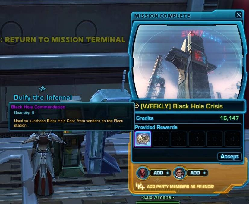 the black hole swtor priority - photo #47