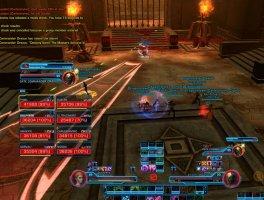 Dread Fortress: Тактика босса Gate Commander Draxus